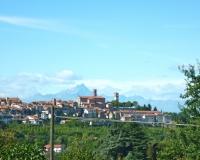 Mondovi met rechts La torre del belvedere