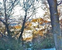 wandelen sneeuw