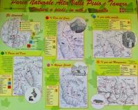 Wandelkaart